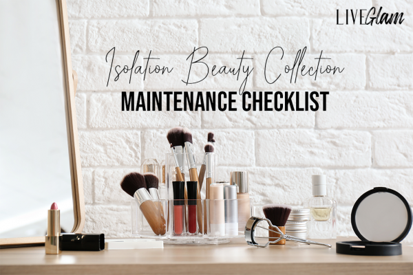 How to Organize Your Beauty Collection During Isolation