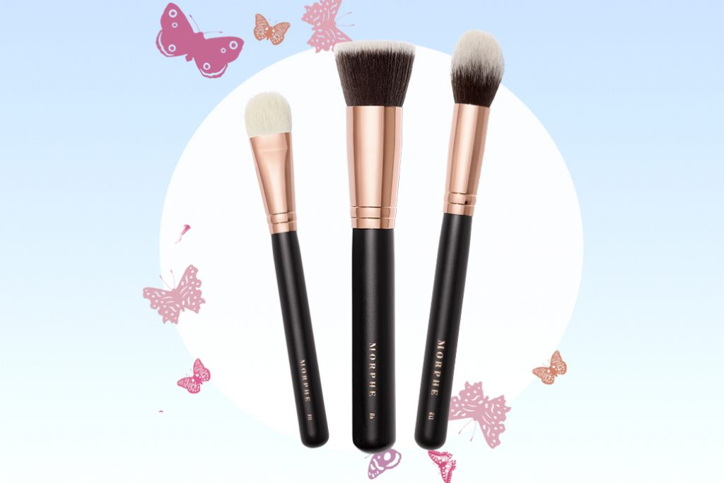 LiveGlam June 2020 Brushes