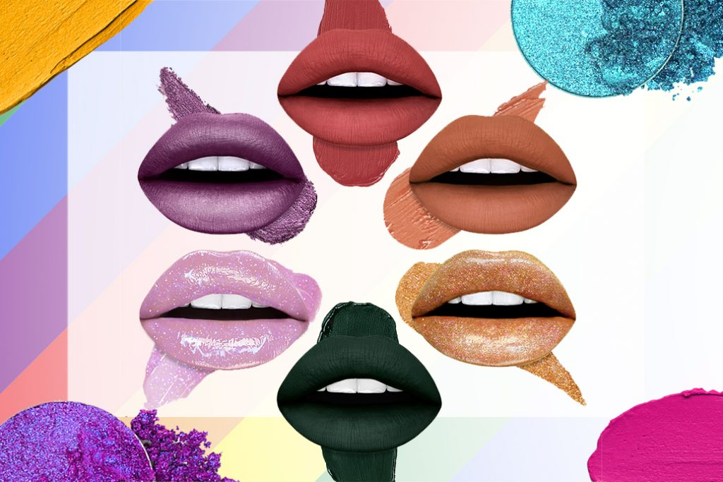 LiveGlam Pride Lippies