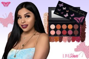 LiveGlam Whimsical Garden Eyeshadow Club