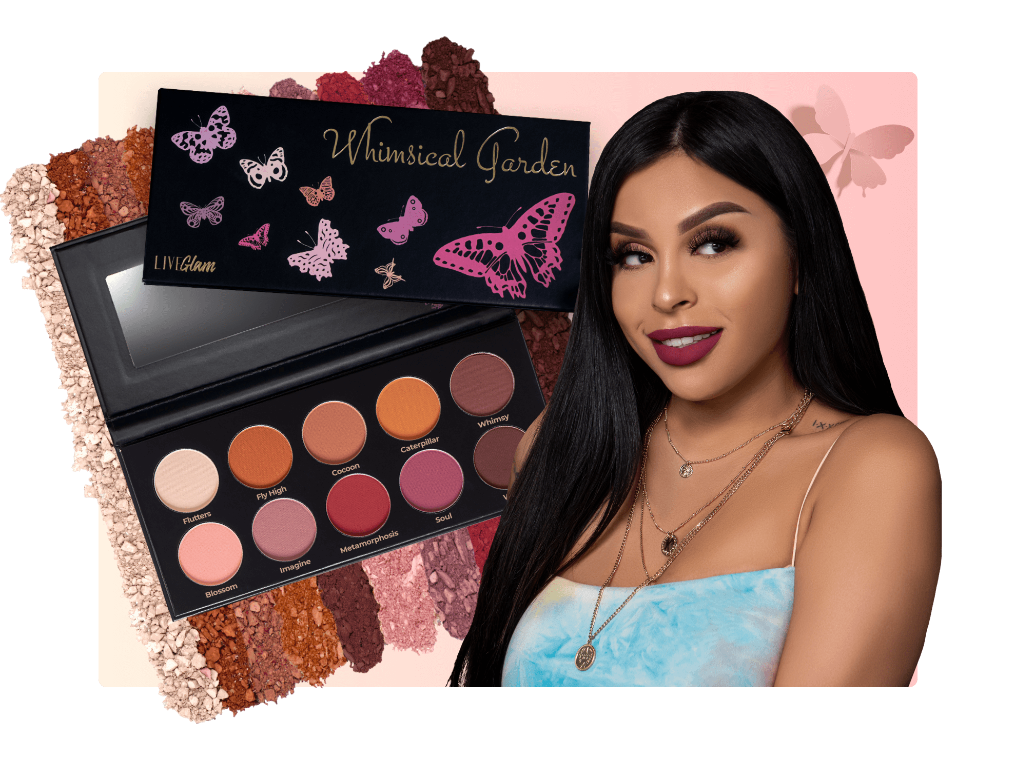 Eyeshadow Palette Subscription