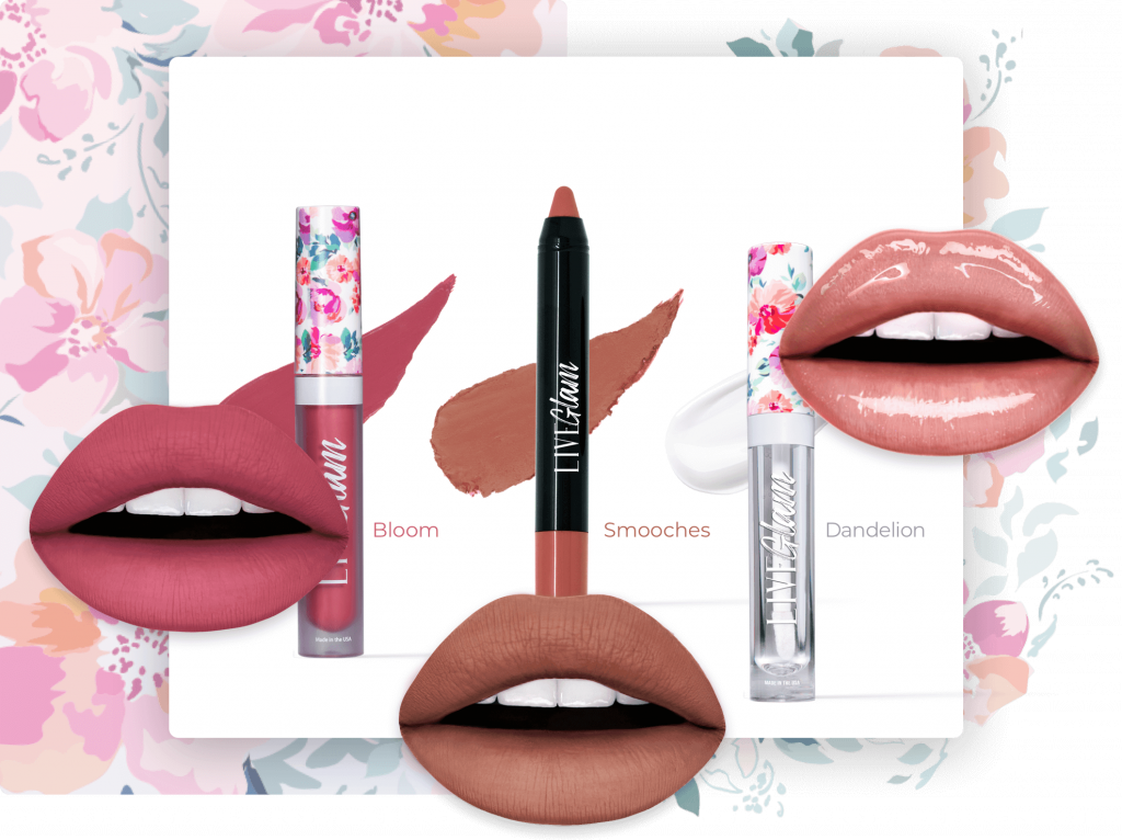 LiveGlam July 2020 Lippie Club Collection