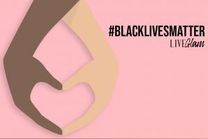 LiveGlam gives back to black lives matter