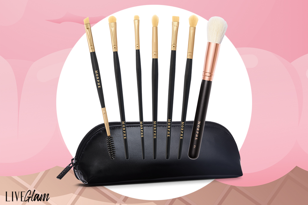 LiveGlam August 2020 brush club