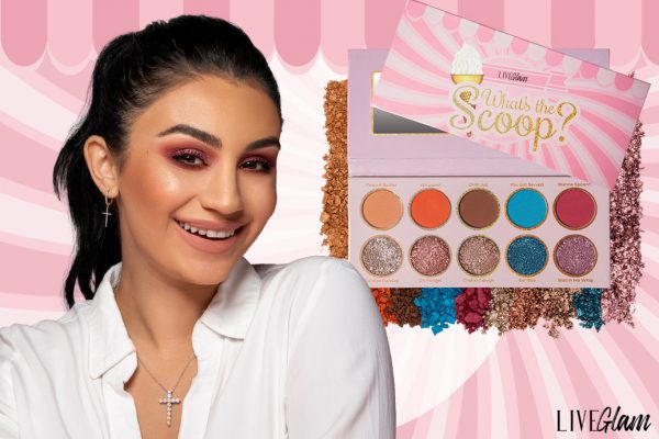 LiveGlam Eyeshadow Palette Club Whats The Scoop release