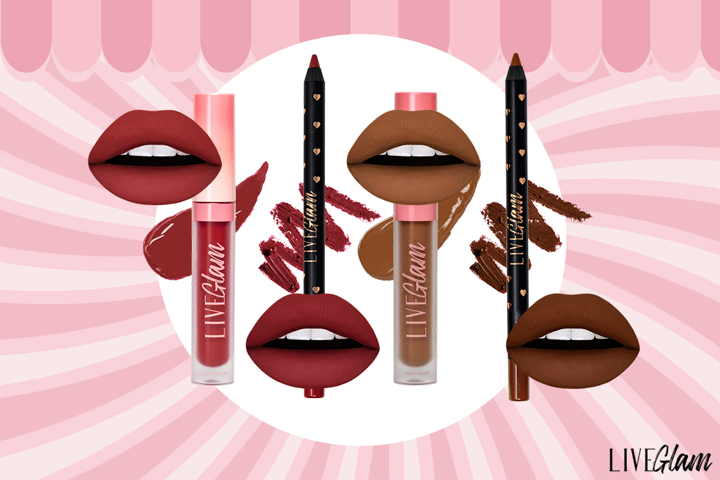 LiveGlam Lippie Club August 2020 release
