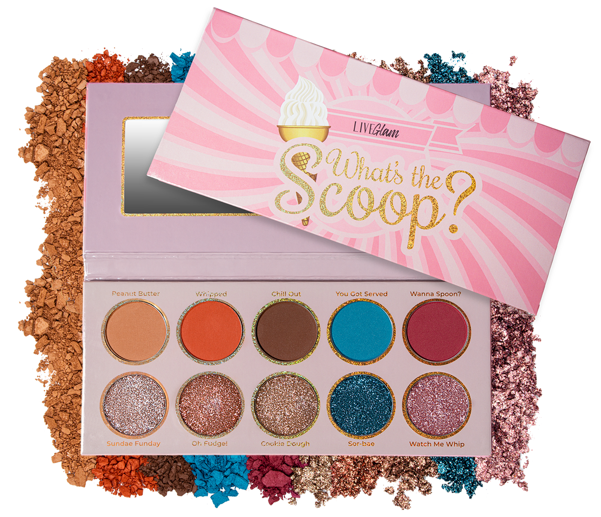 eyeshadow club delay LiveGlam