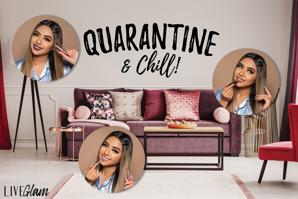 Last Chance To Get September 2020 Lippie Club: Quarantine and Chill!