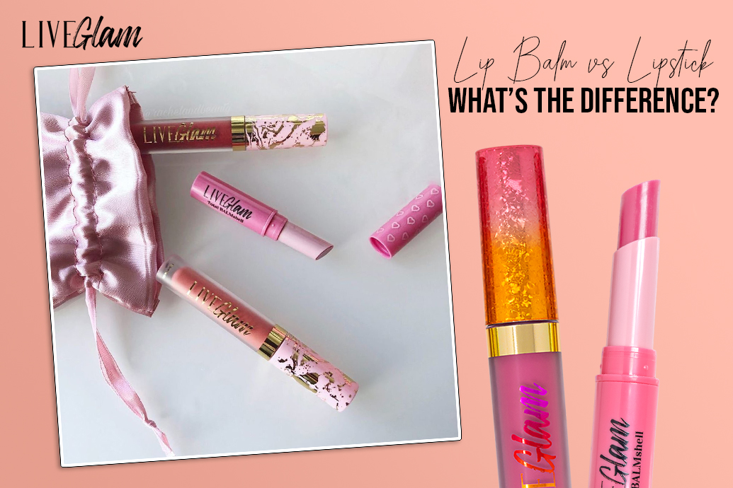Lip Balm vs Lipstick: What's the Difference?