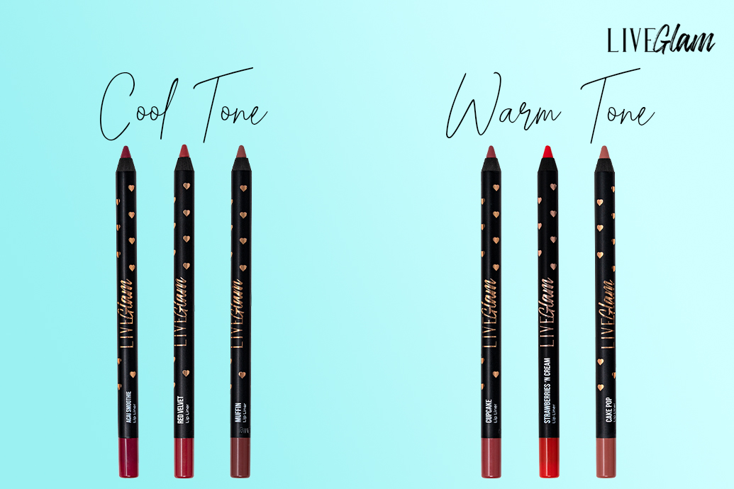 find the best lip liner for your skin tone