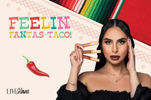 LiveGlam Feelin Fantas-taco lippie club november 2020