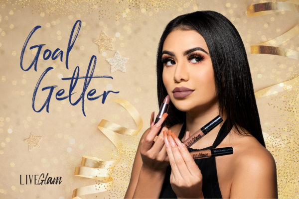 Last Chance To Get January 2021 Lippie Club: Goal Getter