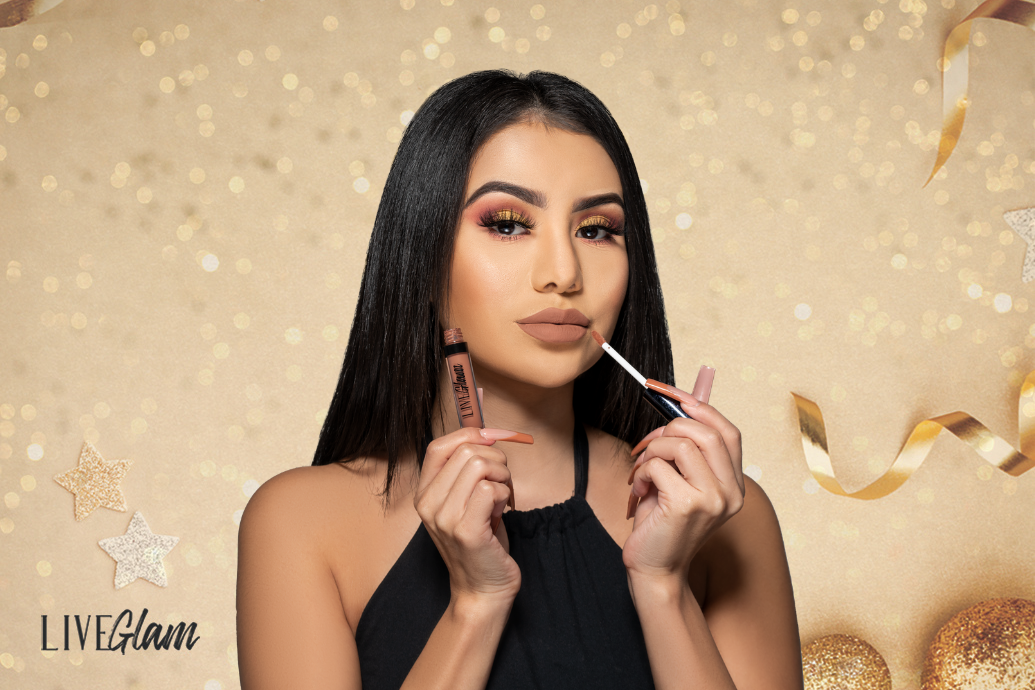 LiveGlam Ambitious lippie january 2021 collection