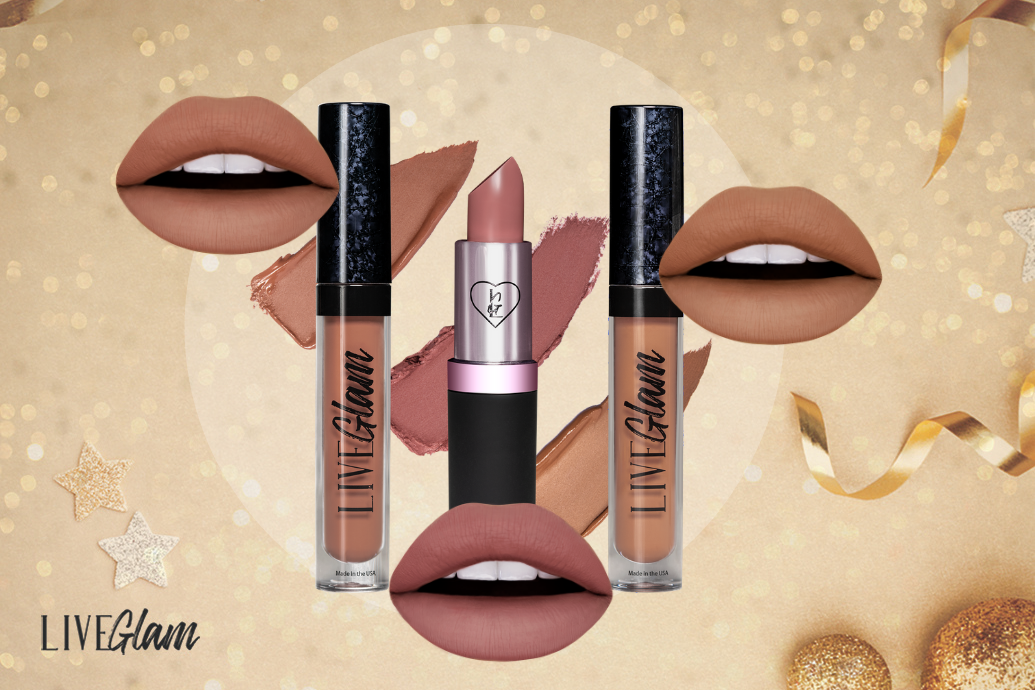 LiveGlam Lippie Club Goal Getter January 2021 collection