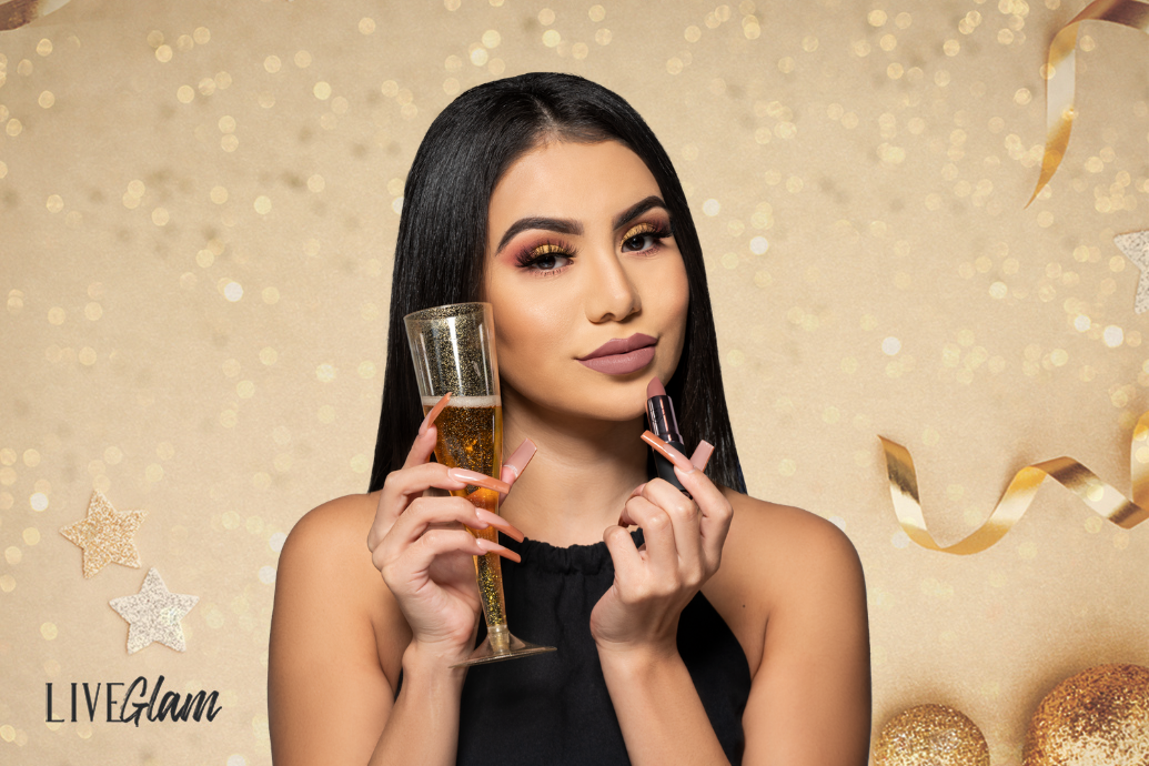 LiveGlam bullet lipstick worthy from january 2021 collection