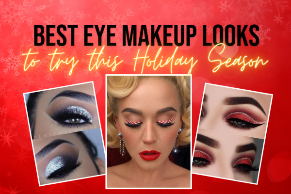 best holiday eye makeup ideas to try