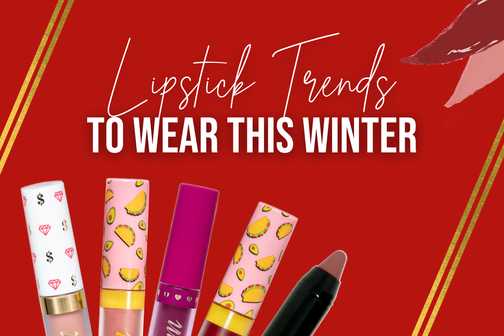 lipstick trends for the winter