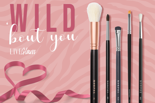 Last Chance To Get February 2021 Brush Club: Wild 'Bout You