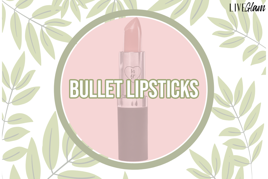LiveGlam bullet lipstick ingredient lists