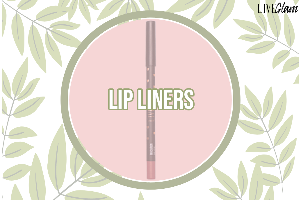 LiveGlam lip liners ingredients list