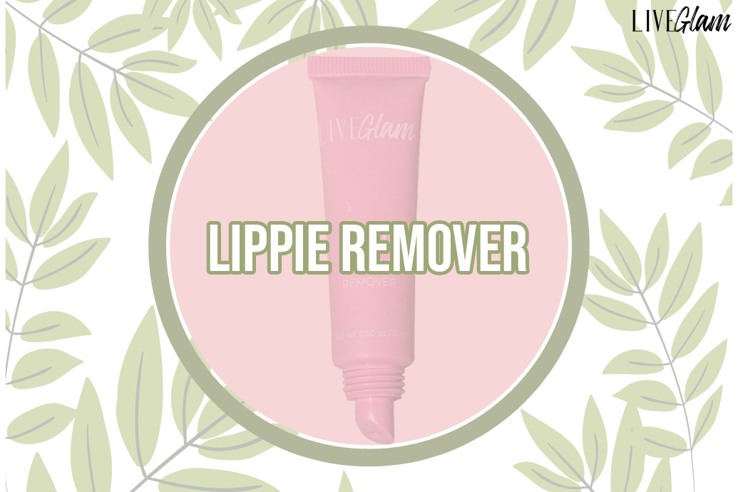 LiveGlam lippie remover ingredients list