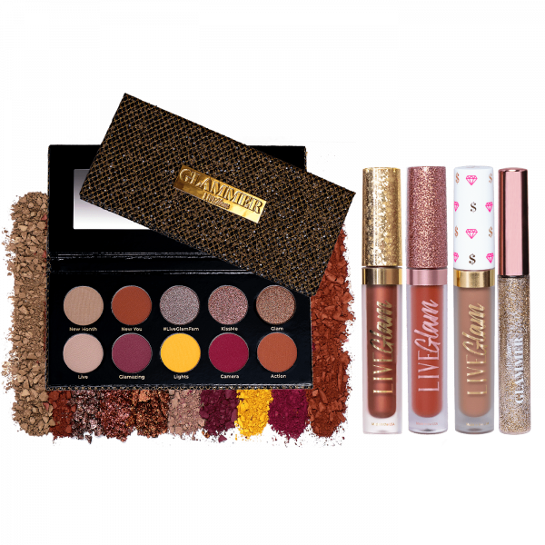LiveGlam Stay Gold Ultimate Bundle