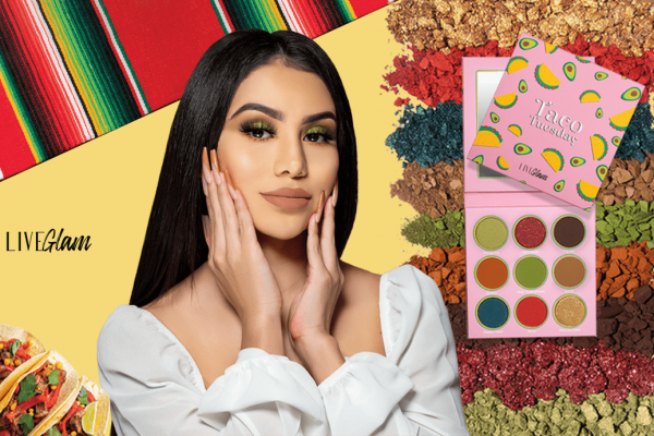 March 2021 Eyeshadow Club: Taco Tuesday