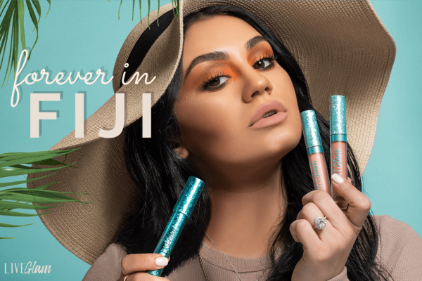 LiveGlam March 2021 Lippie Club Collection Forever In Fiji