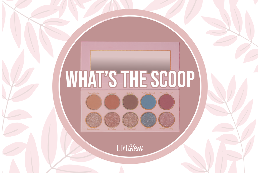 LiveGlam Whats The Scoop Eyeshadow Palette Ingredients List