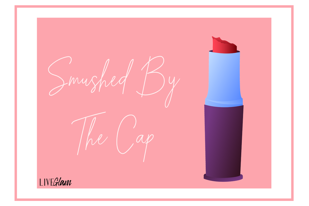 lipstick smushed by cap how do you repair it