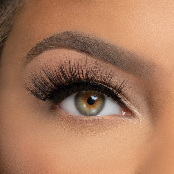 LiveGlam Social Butterfly faux mink lashes