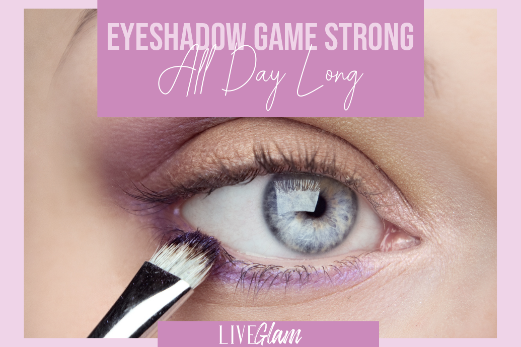 Tips For Making Eyeshadow Stay on All Day