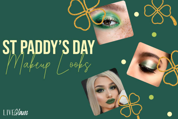 St. Patrick's Day Makeup Looks You'll Love