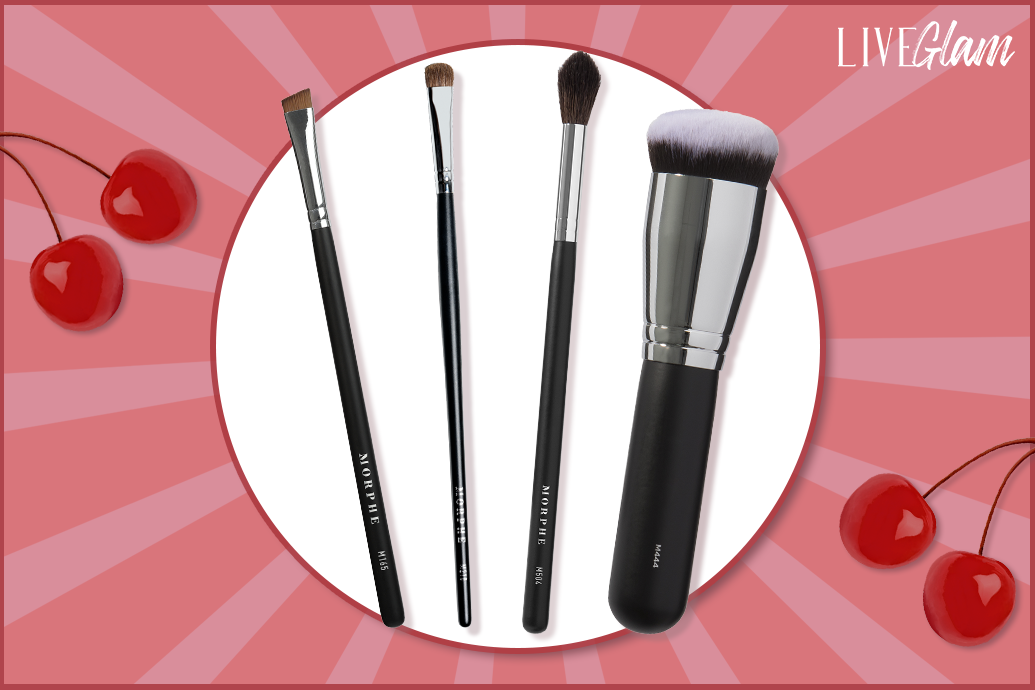 LiveGlam May 2021 Brush Club collection