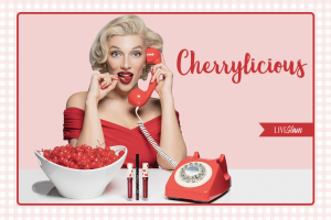 May 2021 Lippie Club Collection, Cherrylicious