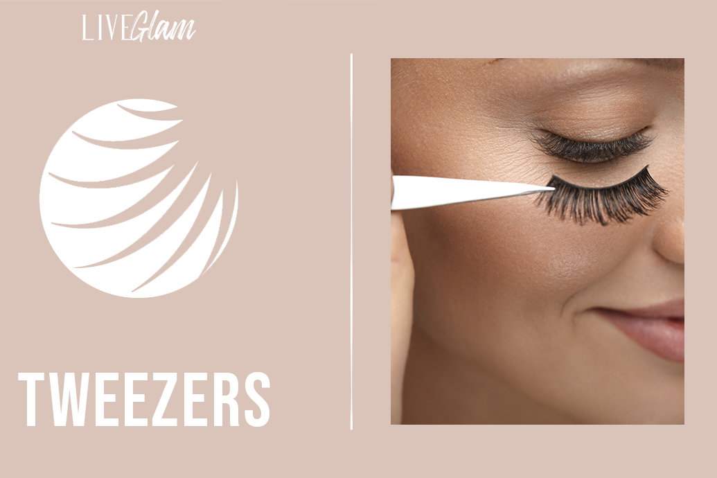 tips to making false lashes to stay on