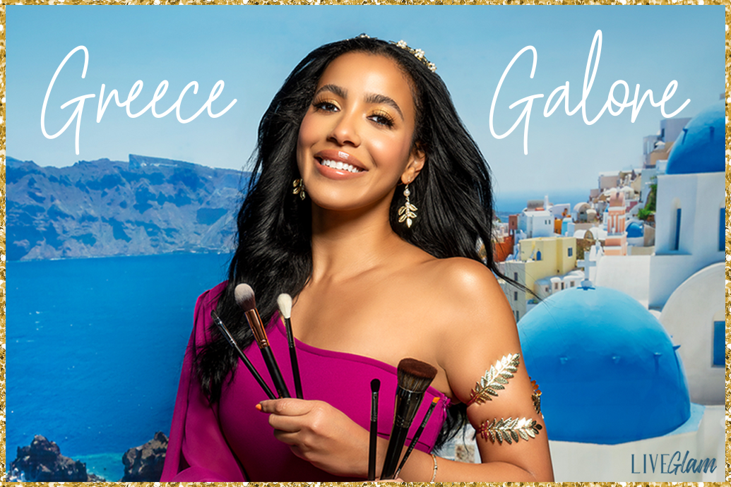 Last Chance For June 2021 Brush Club: Greece Galore