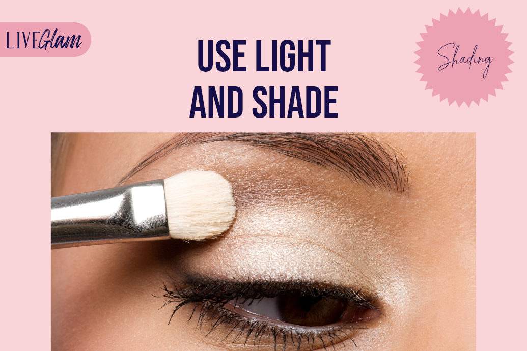 how to make small eyes appear bigger with makeup