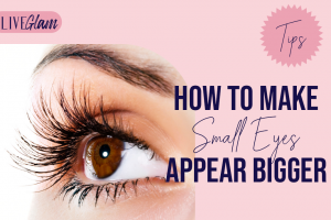 how to make small eyes bigger makeup tips