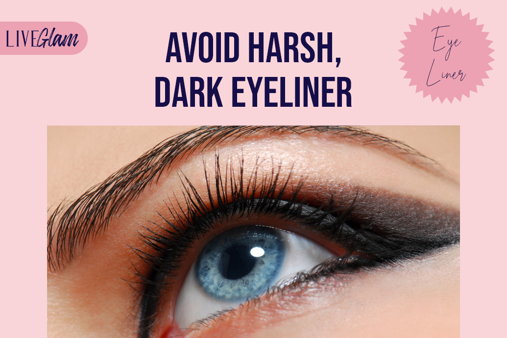 tips for making small eyes look bigger with makeup