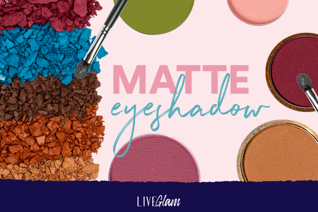 when to use matte eyeshadow
