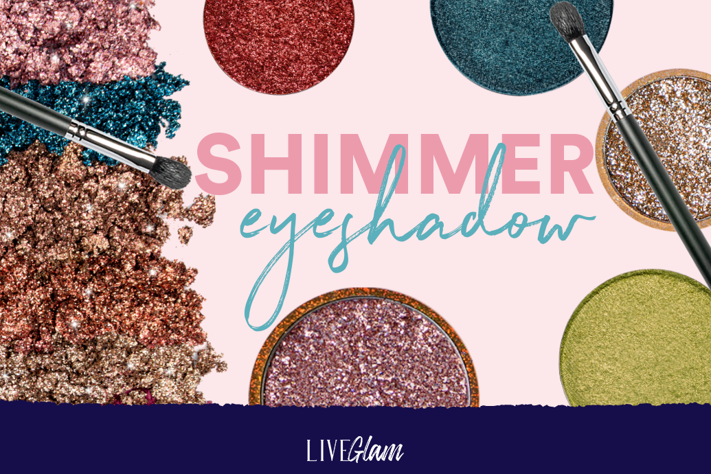 when to use shimmer eyeshadow