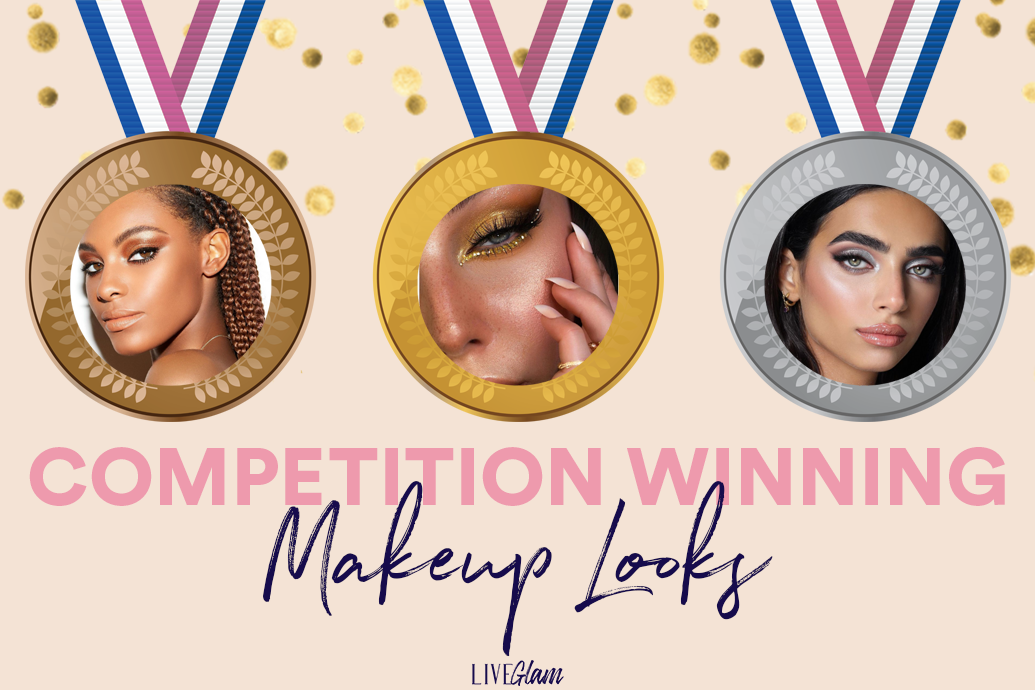 Competition Winning Makeup Looks