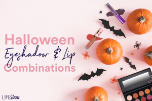 halloween eyeshadow and lip combinations to try